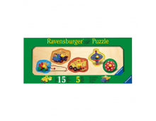 Buy Puzzle RAVENSBURGER The Toys R03204 Elkor