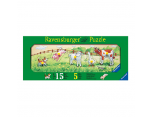 Buy Puzzle RAVENSBURGER With the Animals R03218 Elkor