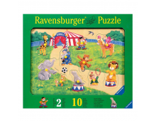 Buy Puzzle RAVENSBURGER The Multicoloured Circus R03642 Elkor