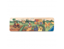 Buy Puzzle RAVENSBURGER In The Fields R03221 Elkor