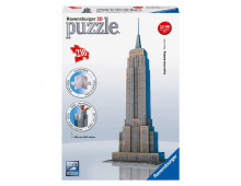3D puzzle RAVENSBURGER Empire State Building Empire State Building