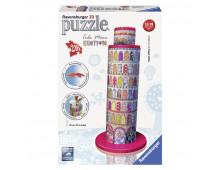 3D puzzle RAVENSBURGER Pisa Tower, Tula Moon Special Edition Pisa Tower, Tula Moon Special Edition