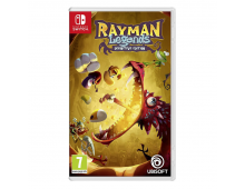 Купить Игра для Switch  Rayman Legends Definitive Edition  Elkor