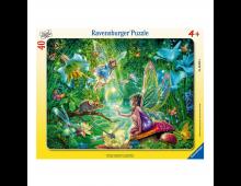 Buy Puzzle RAVENSBURGER Magic Fairies R06076 Elkor