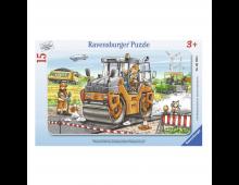 Buy Puzzle RAVENSBURGER The Road Roller R06139 Elkor