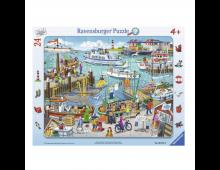 Buy Puzzle RAVENSBURGER The Harbour R06152 Elkor