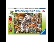 Buy Puzzle RAVENSBURGER Big Cat Nap R12721 Elkor