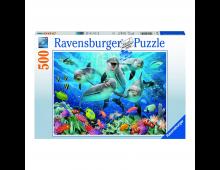 Buy Puzzle RAVENSBURGER Dolphins R14710 Elkor