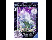 Buy Puzzle RAVENSBURGER Glitter Forest Unicorn R14951 Elkor