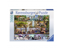 Купить Пазл RAVENSBURGER Great Animal World R16652 Elkor