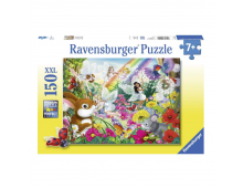 Buy Puzzle RAVENSBURGER Beautiful Fairy Forest R10044 Elkor