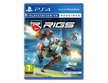 Game for PS4 Rigs Mechanized Combat League VR Rigs Mechanized Combat League VR