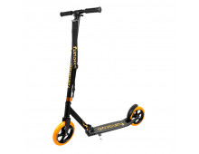 Scooter FUN4U Funscoo black/orange 200mm Funscoo black/orange 200mm
