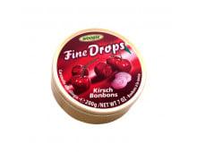 Pirkt Konfektes WOOGIE Fine Drops Kirsch bonbons 9002859055560 Elkor