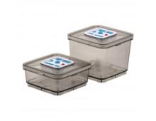 Buy Set of dishes for food storage STOLLAR SAT60 VacuumFresh  Elkor