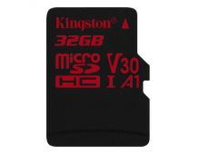 Купить Карта памяти KINGSTON Canvas React UHS-I 32GB SDCR32GB Elkor