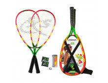 Pirkt Badmintona komplekts SPEEDMINTON Set S600  Elkor