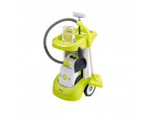Детские предметы быта SMOBY Rowenta Cleaning trolley Aspi clean Rowenta Cleaning trolley Aspi clean