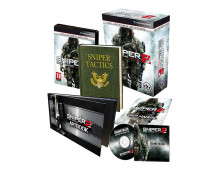 Computer game Sniper Ghost Warrior 2 Collectors Edition Sniper Ghost Warrior 2 Collectors Edition