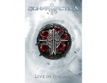 Buy Music disc  SONATA ARTICA LIVE IN FINLAND  Elkor