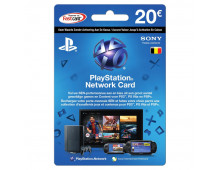 Buy Participation fee SONY PSN Live Card 20 EUR  Elkor