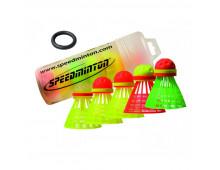 Buy Frill SPEEDMINTON Speedertube 5er Mixpack 400206 Elkor