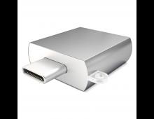 Купить Адаптер SATECHI Type C-Type A USB Space Grey ST-TCUAM Elkor