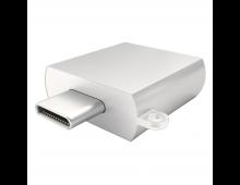 Купить Адаптер SATECHI Type C-Type A USB Silver ST-TCUAS Elkor