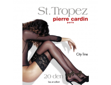 Stockings PIERRE CARDIN St.Tropez Nero St.Tropez Nero