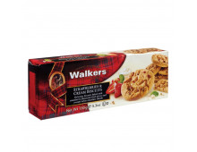 Buy Cookies WALKERS Strawberry & Cream  Elkor