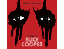 "Music disc Alice Cooper ""Super Duper Alice Cooper "" Alice Cooper ""Super Duper Alice Cooper """