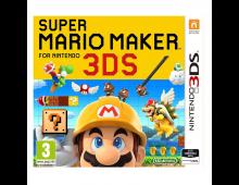 Pirkt 3DS spēle  Super Mario Maker  Elkor
