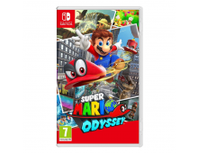 Game for Switch Super Mario Odyssey Super Mario Odyssey