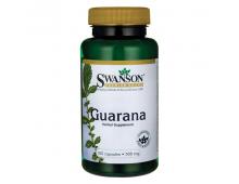 Пищевая добавка SWANSON Guarana Guarana