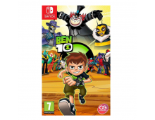 Game for Switch Ben 10 Ben 10