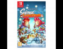 Купить Игра для Switch  Scribblenauts Showdown  Elkor