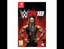 Купить Игра для Switch  WWE 2K18  Elkor