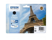 Buy Toner cartridge EPSON T702 Black XL 2.4K  Elkor