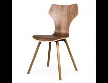 Buy Chair TENZO Lolly Walnut 9000602052 Elkor