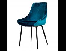 Buy Chair TENZO Lex Velour Petrol 9003377250 Elkor