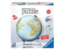 Pirkt 3D puzzle RAVENSBURGER The Earth back R12436 Elkor
