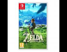 Купить Игра для Switch  The Legend of Zelda Breath of the Wild  Elkor