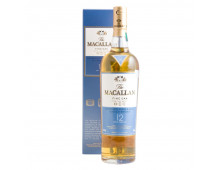 Whiskey MACALLAN The Macallan Fine Oak 12 YO Single Malt 40% The Macallan Fine Oak 12 YO Single Malt 40%