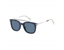 Buy Sunglasses TOMMY HILFIGER Blue Avio PJP 49KU TH1515/S Elkor