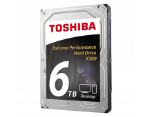 Hard disk TOSHIBA 6TB 7200RPM 6 Gb/s HDD 6TB 7200RPM 6 Gb/s HDD