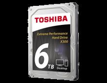 Жесткий диск TOSHIBA 6TB 7200RPM 6 Gb/s HDD 6TB 7200RPM 6 Gb/s HDD