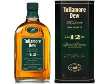 Виски TULLAMORE Dew 12 Years Old 0,7л        Dew 12 Years Old 0,7л