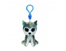 Игрушка на коляску TY SLUSH-dog clip SLUSH-dog clip