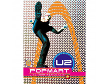 Музыкальный диск U2 - Popmart Live From Mexico City U2 - Popmart Live From Mexico City