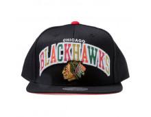 Buy Baseball cap MITCHELL AND NESS Chicago Blackhawks VQ87Z Elkor